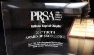 PRSA Award Thoth