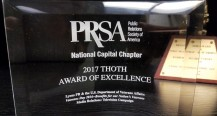 PRSA Award Thoth