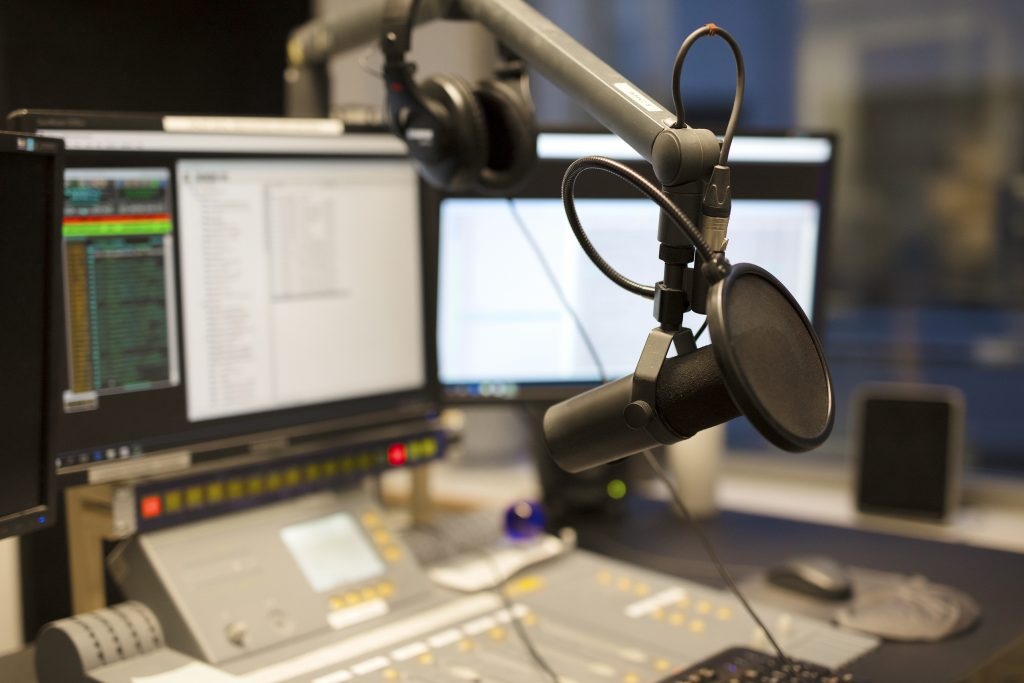 Radio Media Tour